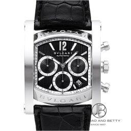 アショーマ 腕時計(メンズ) ブルガリ BVLGARI アショーマ 48mm クロノグラフ AA48BSLDCH 【新品】 時計 メンズ