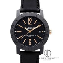 ブルガリブルガリ 腕時計(メンズ) ブルガリ BVLGARI ブルガリブルガリ オートマティック カーボンゴールド ローマ BBP40BCGLD 【新品】 時計 メンズ