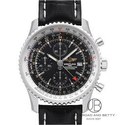 ナビタイマー 腕時計(メンズ) ブライトリング BREITLING ナビタイマー ワールド A242B26WBA 【新品】 時計 メンズ