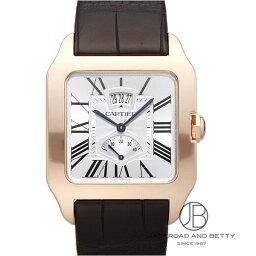 カルティエ サントス 腕時計(メンズ) カルティエ CARTIER サントス デュモン カレンダー&パワーリザーブ W2020067 【新品】 時計 メンズ