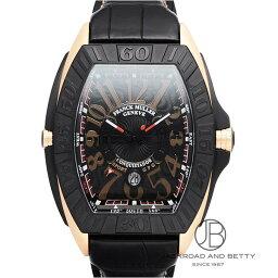 フランクミュラー 腕時計(メンズ) フランク・ミュラー FRANCK MULLER コンキスタドール グランプリ 9900SC DT GPG 【新品】 時計 メンズ