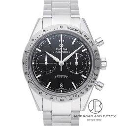 オメガ スピードマスター 腕時計(メンズ) オメガ OMEGA スピードマスター 57 クロノグラフ 331.10.42.51.01.001 新品 時計 メンズ
