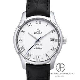 オメガ デ・ビル 腕時計(メンズ) オメガ OMEGA デ・ヴィル コーアクシャル クロノメーター 431.13.41.21.02.001 【新品】 時計 メンズ