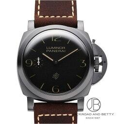 ルミノール 腕時計(メンズ) パネライ PANERAI ルミノール 1950 3デイズ チタニオ DLC PAM00617 【新品】 時計 メンズ