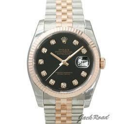 デイトジャスト 腕時計(メンズ) ロレックス ROLEX デイトジャスト 116231G 【新品】 時計 メンズ