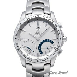 タグホイヤー リンク 腕時計(メンズ) タグ・ホイヤー TAG HEUER リンク キャリバーS CJF7111.BA0587 【新品】 時計 メンズ