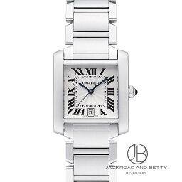 カルティエ タンク フランセーズ 腕時計(メンズ) カルティエ CARTIER タンクフランセーズ LM W51002Q3 【新品】 時計 メンズ