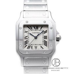 カルティエ サントス 腕時計(メンズ) カルティエ CARTIER サントス・ガルベLM W20060D6 【新品】 時計 メンズ