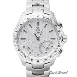 タグホイヤー リンク 腕時計(メンズ) タグ・ホイヤー TAG HEUER リンク キャリバーS CAT7011.BA0952 【新品】 時計 メンズ