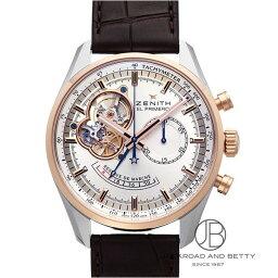 ゼニス クロノマスター 腕時計(メンズ) ゼニス ZENITH クロノマスター オープン パワーリザーブ 51.2080.4021/01.C494 【新品】 時計 メンズ