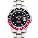 GMTマスター 腕時計(メンズ) ロレックス ROLEX GMTマスターII 16760 【アンティーク】 時計 メンズ