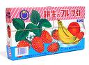 駄菓子 耕生 フルーツ糸引き 60P【イージャパンモール】