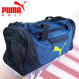"""プーマ 【ゴルフ】【ダッフルバッグ】PUMA GOLF Contender 21"""" Duffel Bag ダッフルバッグ PV1457 NVY ネイビー USA直輸入品"""