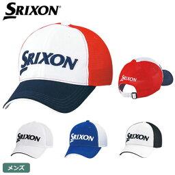 ダンロップ 【ゴルフ】【キャップ 帽子】DUNLOP ダンロップ SRIXON スリクソン メンズ メッシュキャップ SMH8133 日本正規品 2018春夏
