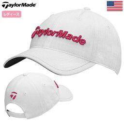 テーラーメイド 【ゴルフ】【キャップ 帽子】テーラーメイド TaylorMade レディース Women's Tour Radar Hat [B1164401] USA直輸入品