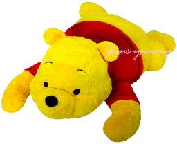 ディズニー 【東京ディズニーリゾート限定】くまのプーさん(Pooh) ぬいぐるみ M 抱き枕 枕 まくら ディズニーリゾートお土産袋付き♪【DISNEY】