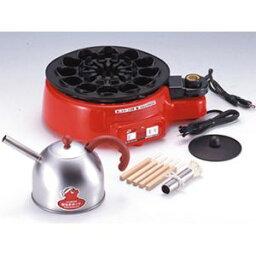 MT.CEDAR 自動返し式たこ焼き器 たこ焼き工場トントン KS-2614 杉山金属 たこ焼き器(12穴タイプ) たこ焼き工場トントン [KS2614]