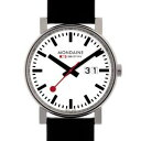 """モンディーン A627.30303.11SBB メンズ【税込】 モンディーン Official Swiss Railways Watch""""Evo""""-Big Size 【返品種別B】【送料無料】【RCP】"""