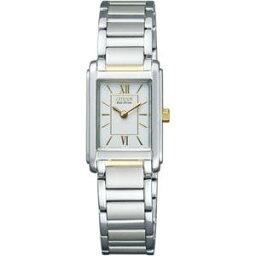 シチズン フォルマ 腕時計(レディース) FRA36-2432 シチズン フォルマ ソーラー レディースタイプ [FRA362432]【返品種別A】
