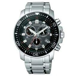 シチズン プロマスター 腕時計(メンズ) PMP56-3051【税込】 シチズン プロマスター ソーラー 電波時計 クロノグラフ [PMP563051]【返品種別A】【送料無料】【RCP】