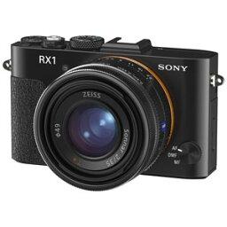サイバーショット DSC-RX1 ソニー デジタルカメラ「RX1」 SONY Cyber-shot(サイバーショット) RX1 [DSCRX1]【返品種別A】