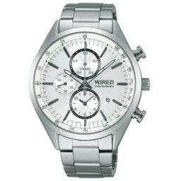 セイコー アルバ 腕時計(メンズ) AGAV108 アルバ ワイアード NEW STANDARD クロノグラフモデル メンズタイプ [AGAV108]【返品種別A】