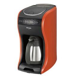 タイガー ACT-B040-DV【税込】 タイガー コーヒーメーカー バーミリオン TIGER CAFE VARIE(カフェバリエ) [ACTB040DV]【返品種別A】【送料無料】【RCP】