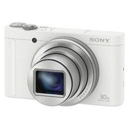 サイバーショット DSC-WX500-W ソニー デジタルカメラ「Cyber-shot WX500」(ホワイト)