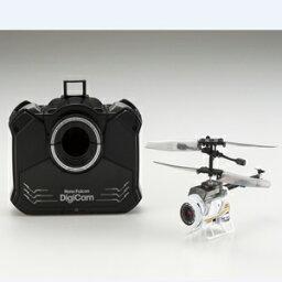 ヘリコプター カメラ付き超小型ヘリコプター ナノファルコンデジカム【84729-WH】 【税込】 シーシーピー [24GHZナノファルコンデジカム]【返品種別B】【送料無料】【RCP】