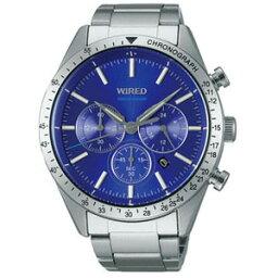 セイコー アルバ 腕時計(メンズ) AGAT402 アルバ ワイアード NEW STANDARD クロノグラフモデル メンズタイプ [AGAT402]【返品種別A】