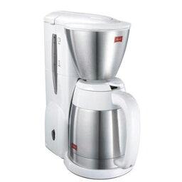 メリタ コーヒーメーカー SKT54-3-W メリタ コーヒーメーカー ホワイト Melitta NOAR [SKT543W]
