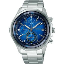 セイコー アルバ 腕時計(メンズ) AGAW439 アルバ ワイアード THE BLUE クロノグラフモデル メンズタイプ [AGAW439]【返品種別A】