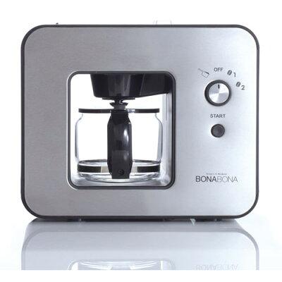 BZ-MC81-BK CCP BONABONA 全自動ミル付きコーヒーメーカー ブラック シー・シー・ピー