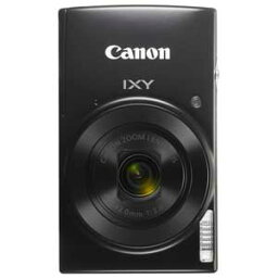 IXY DIGITAL IXY190(BK)【税込】 キヤノン デジタルカメラ「IXY 190」(ブラック) [IXY190BK]【返品種別A】【送料無料】【RCP】