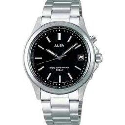 セイコー アルバ 腕時計(メンズ) AEFY502 アルバ スタンダード ソーラー電波時計 メンズタイプ [AEFY502]【返品種別A】