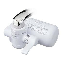 パナソニック TK-CJ12-W パナソニック 蛇口取付型浄水器(ホワイト) Panasonic [TKCJ12W]
