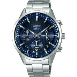 セイコー アルバ 腕時計(メンズ) AGAD094 アルバ ワイアード ソーラークロノグラフモデル メンズタイプ [AGAD094]【返品種別A】