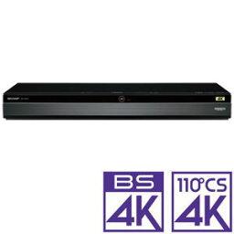 シャープ 4B-C10BT3 シャープ 1TB HDD/3チューナー搭載 ブルーレイレコーダー4Kチューナー内蔵Ultra HDブルーレイ再生対応 SHARP AQUOS 4K レコーダー