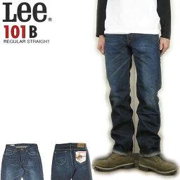 リー Lee 101B ボタンフライ ストレート ジーンズ リーライダース LM5010-526「メンズボトムス」