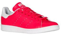 アディダス 【4/25 9:59まで!ポイント2倍】【送料無料】adidas Adidas アディダス Originals オリジナルス Stan Smith - Womens レディース コア pink ピンク/コア pink ピンク/白・ホワイト