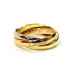カルティエ 指輪 CARTIER カルティエ リング トリニティリング 【リクエスト注文/選べるサイズ】 Sモデル 指輪 プレゼント リクエスト 女性