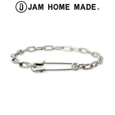 JAM HOME MADE シルバー ブレスレット ダイヤモンド 20代 30代 彼氏 メンズ 誕生日プレゼント 記念日 ギフトラッピング ジャムホームメイド 送料無料