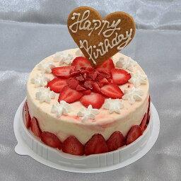 アイスケーキの通販 苺のミルフィーユアイスケーキ5号スタンダートタイプ 4〜6人分バースデーアイスケーキ お誕生日 お誕生日プレゼント アイスクリームケーキ アイスケーキ アイス ケーキ アイスクリーム