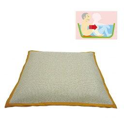 お風呂の座布団 浴そう 座ぶとん レギュラーサイズ 40×40cm 抗菌 防臭 裏面すべり止め付き  (ふれあいサポート)
