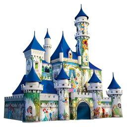 シンデレラ城 立体パズル Ravensburger × Disney 【 ラベンスバーガー × ディズニー / 3D パズル シンデレラ城 / 216ピース】