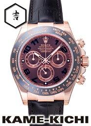 デイトナ 腕時計(メンズ) ロレックス デイトナ Ref.116515LN 新品 ブラウン (ROLEX Daytona)【楽ギフ_包装】