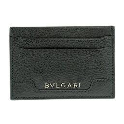 ブルガリ 定期入れ BVLGARI CARDCASEブルガリ カードケースURBAN アーバン名刺入れ 定期入れ33404ブラック