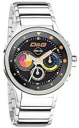 コードネーム 腕時計(メンズ) ドルチェ&ガッバーナ ウォッチ コードネームD&G TIME WATCH Codename DW0209SLBKMULカラフル文字盤 クロノグラフ リストウォッチ腕時計 アナログDOLCE&GABBANA ドルガバ ディー&ジー メンズ
