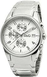 サンドパイパー 腕時計(メンズ) ドルチェ&ガッバーナ ウォッチ サンドパイパーD&G TIME WATCH Sandpiperクロノグラフ メタルバンド 日付け表示リストウォッチ アクセサリー腕時計 アナログDOLCE&GABBANA ドルガバ ディー&ジー メンズ 3719770110WH3719770123GY
