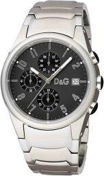 サンドパイパー 腕時計(メンズ) ドルチェ&ガッバーナ ウォッチ サンドパイパーD&G TIME WATCH Sandpiperクロノグラフ メタルバンド 日付け表示リストウォッチ アクセサリー腕時計 アナログDOLCE&GABBANA ドルガバ ディー&ジー メンズ